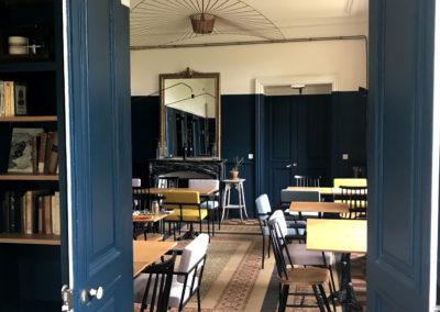 Restaurant-Domaine de keravel plouha bretagne