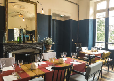 Restaurant Domaine de Keravel Cotes d armor